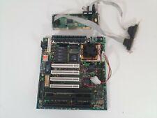 PINE PT-431A Socket 3 + AMD 486 DX4 100mhz + 32mb RAM+ I/O Tested