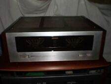 Denon POA -1500 Stereo Power Amplifier