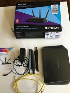Wi-Fi Router Netgear Nighthawk AC1900 Model R7000