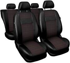 Sitzbezüge Schonbezüge SET EOO Ford Transit Stoff dunkel grau