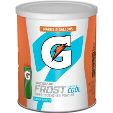 Gatorade Frost Glacier Freeze Thirst Quencher Powder 50.9 oz, Exp May 2021