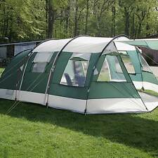 SKANDIKA JASPER II 6 PERSON/ MAN FAMILY CAMPING TENT LARGE PEAK HEIGHT 2M NEW