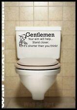 Bathroom Novelty Wall Stickers