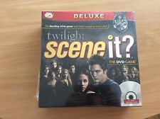 Scene it? Twilight deluxe DVD Board Game sealed brand new