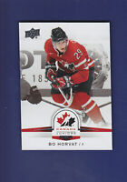 Bo Horvat SP 2014-15 UD Hockey Team Canada Juniors #105