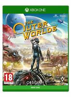 THE OUTER WORLDS - XBOX ONE - NEW & SEALED - FREE UK POST!!!!