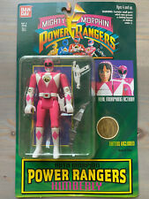 MIGHTY MORPHIN POWER RANGERS PINK KIMBERLY BANDAI Figure Toy 1994