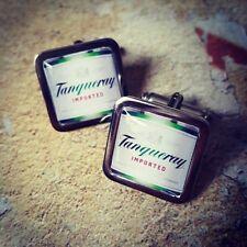 Único Tanqueray Gin Gemelos Cromo G&T Diseñador Londres seco Escocés Escocia