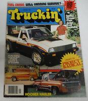Truckin' Magazine Project Radical Part IV January 1981 080714R