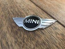 Genuine Mini R60 Countryman R61 Paceman capot avant CHROME BADGE
