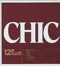 The 12 Singles Collection von Chic (2013)