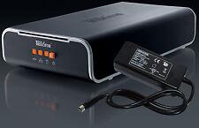 Trekstor DataStation Maxi z.ul 3,5 Frestplatten Gehäuse mit Netzteil bis z 400GB