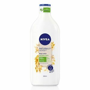 NIVEA Naturally Good, Natural Oats Body Lotion, For Dry to Very Dry Skin 350 ml