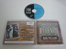 HANK WILLIAMS/BEST OF THE TÔT ANNÉES(POLY-GRAMME 440 060 1190) CD ALBUM