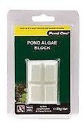 Pond One Pond Algae Block 20g kills algae as it dissolves!