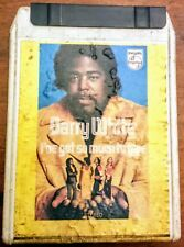cassetta stereo 8 Barry White i've so got much to give