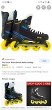 tour code 9 hockey skates