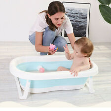 Badewanne Babybadewanne Faltbare Badewannensitz inkl. Thermometer
