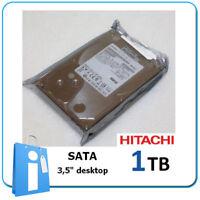 "Disco duro HD 3.5"" Desktop SATA 1TB 7200 RPM Hitachi hua722010cla330 1000GB"