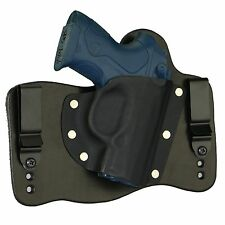 FoxX Leather & Kydex IWB Hybrid Holster Beretta PX4 Storm Subcompact Black Right