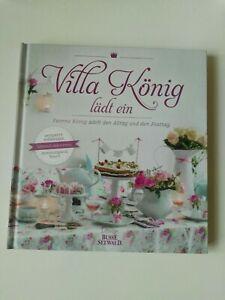 Villa König lädt ein Busse Seewald Verlag Neu !