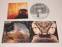 Goldfrapp/Felt Mountain (Mute CDSTUMM188/391.0188.20) CD Album Digipak