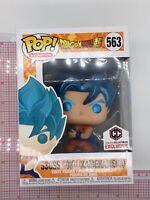 FUNKO POP! SSGSS Goku (Kamehameha) #563 Chalice Collectibles J05