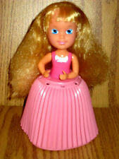TONKA TAFFY TAMI CUPCAKES DOLL FROM THE  CANDY SPRINKLES COLLECTION KENNER  1991