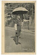 TRAFFIC POLICE BOMBAY INDIA PC Postcard MUMBAI Asia ASIAN Cop INDIAN Maharashtra