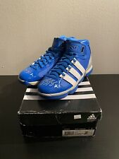 Autographed Dwight Howard adidas Beast Commander w/ Proof