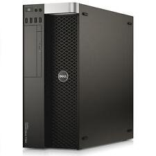 Dell Precision T3610 workstation 32GB ECC E5-2650 8CORE 1TB WIN10 pro 64