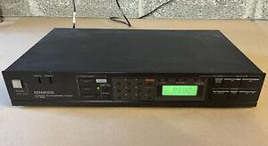 Kenwood KT-52B Stereo Synthesizer Tuner FM AM Radio Hi-Fi Separate