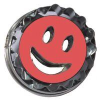 Ausstechform Linzer Smiley 5 cm Ausstecher lachendes Gesicht Birkmann