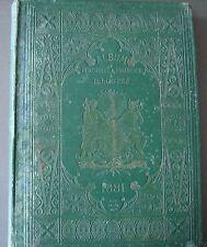 ALBUM INDUSTRIEL FINANCIER ILLUSTRE 1881 (Verreries de VIERZON Cher)