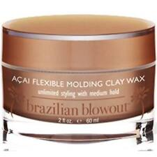 BRAZILIAN BLOWOUT Acai Flexible Molding Clay 2x2oz- 2 PACK- FREE FASTSHIP