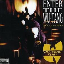WU-TANG CLAN - ENTER THE WU-TANG (36 CHAMBERS) [BONUS TRACK] [PA] NEW CD