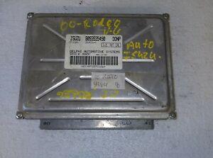 2000 Isuzu Rodeo ecu ecm computer 8093935490