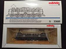 Märklin H0 33681 E-Lok der DR  BR E18 15  M1:87 DELTA-Digital unbespielt in OVP