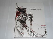 GAME GUIDE for GUILD WARS 2 II Limited Edition Hardcover HC Strategy Book new