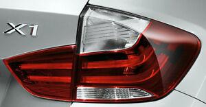 BMW E84 X1 Genuine European Black Line Taillights High Version For Xenon Type