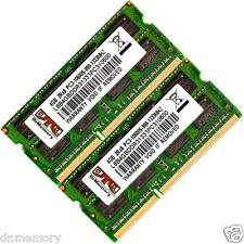Memoria RAM Ordenador Portátil 8GB(2x4GB) DDR3-1333MHz PC3-10600