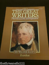 THE GREAT WRITERS #21 SIR WALTER SCOTT
