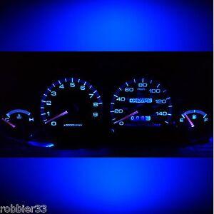 LED KIT for BLUE 94-01 Acura Integra Gauge Cluster