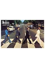 The Beatles Abbey Road Poster! 11th Album England Progressive Rock Blues pop