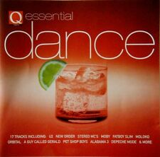 Q Magazine - Essential Dance 2001 CD