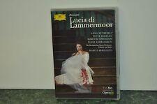 Opera Video Lucia Di  Lammermoor Gaetano Donizetti DVD
