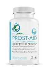 Prost-Aid Prostate Supportive Nutrients by VITAGLOBAL 60 Capsules