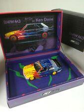 FLY CarModel ArtCar BMW M3 by Ken Done 1:32 NEUF
