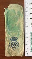 1939 Bustina Medaglia d'onore Madri Famiglie Numerose, Regia Zecca, Originale