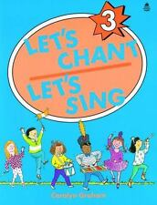 Let's Chant, Let's Sing SB 3 (Bk.3)